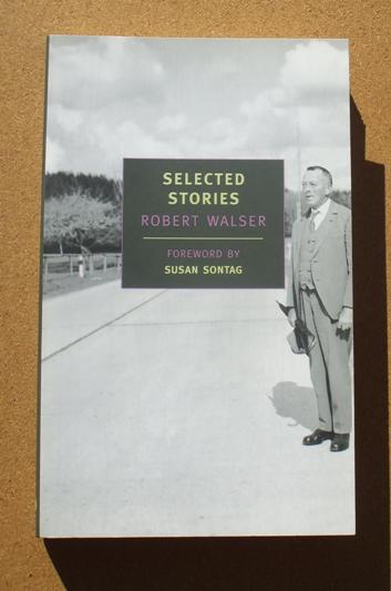 walser - selected stories