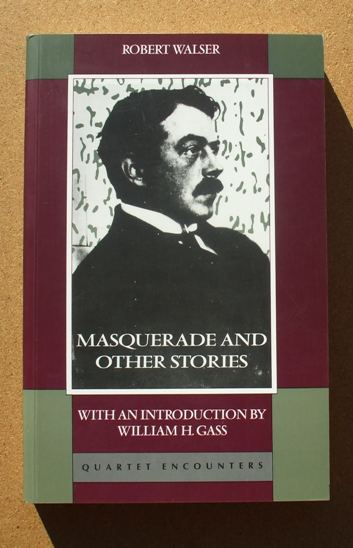 walser - masquerade and other stories