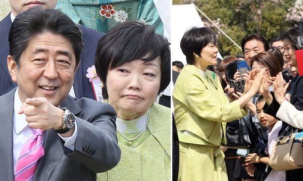 桜を見る会 大メディアが伏せた昭恵夫人の異常テンション