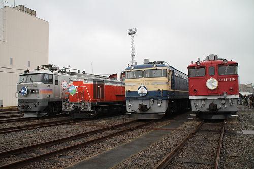 尾久機関車