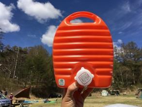 気温0℃キャンプではコストパフォーマンス最高の湯たんぽで生き延びる♪5月の松原湖高原オートキャンプ場で実証!