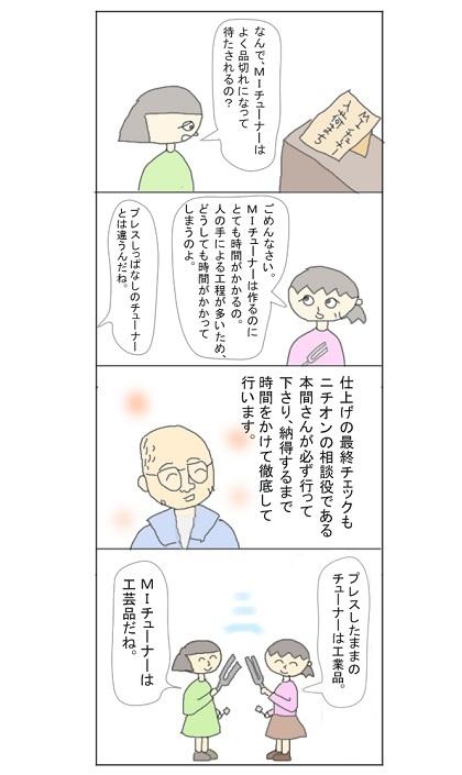 四コマMIチュ777