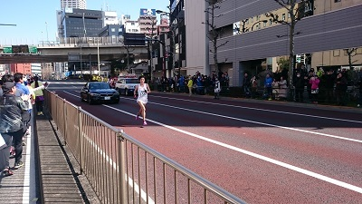 東京マラソン 設楽悠太