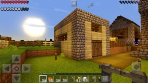 農作業小屋2