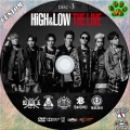 HiGH LOW THE LIVE3