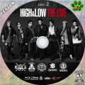 HiGH LOW THE LIVEBD2
