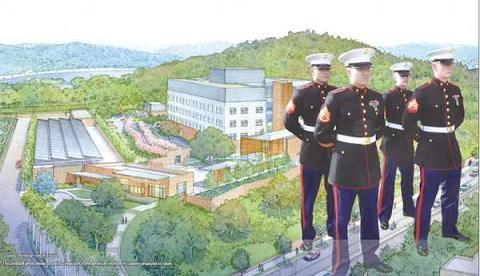 AIT台湾海兵隊
