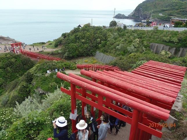 元乃隅稲成神社20170504 (5)