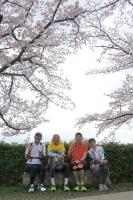 170409「55会」お花見ラン9IMG_2441