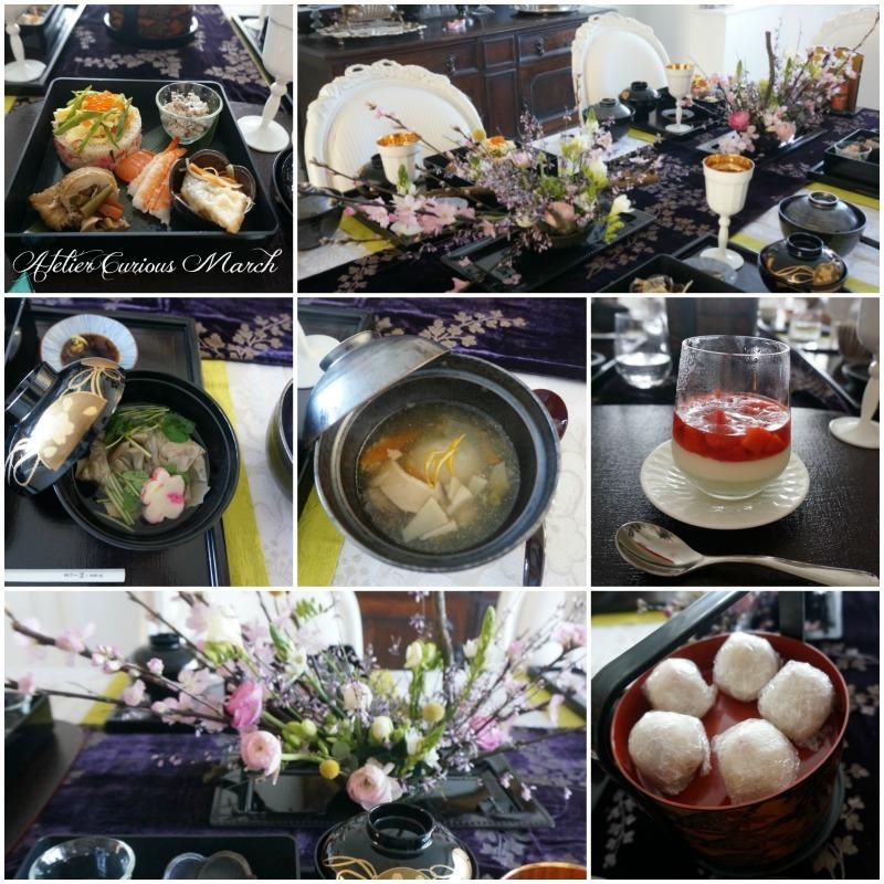 雛祭りお料理1