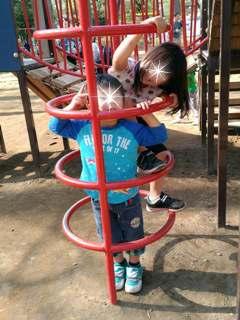 ブログ2 0717公園