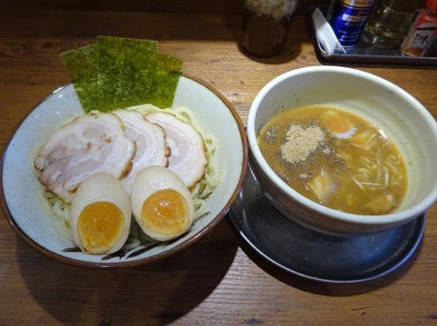 つけ麺@ふじ田 (1)