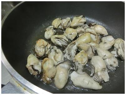 牡蠣バター1
