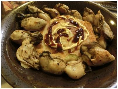 牡蠣バター3