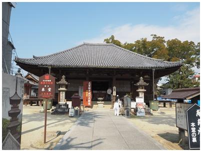 本山寺5(本堂)
