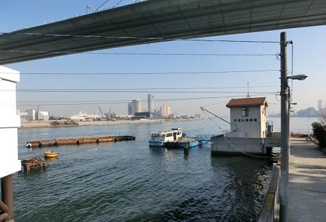 7 天保山渡船場