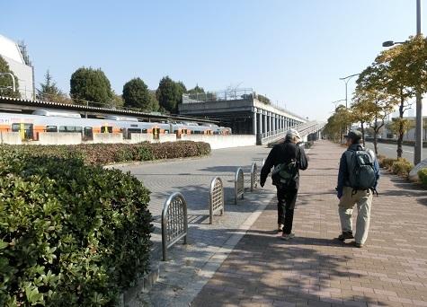 11 JR 桜島線の桜島駅