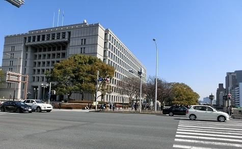 20 大阪市庁舎