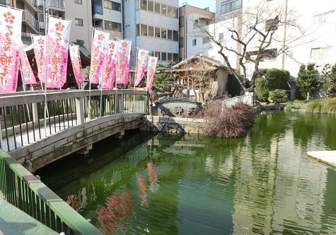 7 大阪天満宮の庭