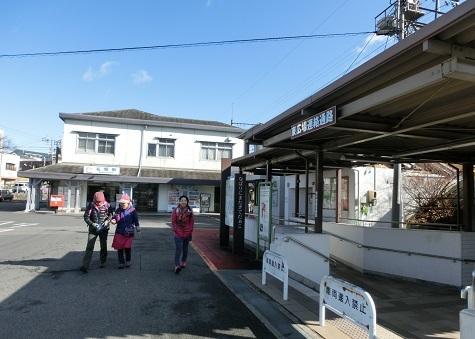 1 近鉄・名張駅・北口