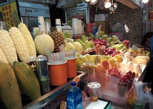6 南国の果物