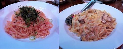 8 スパゲッティ