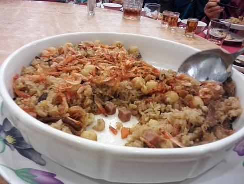17 中華料理