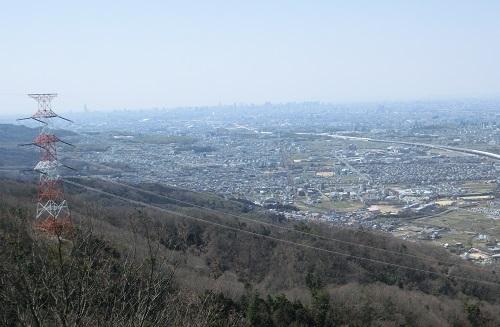 10 大阪方面の展望