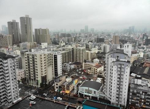 6 大阪市内方面