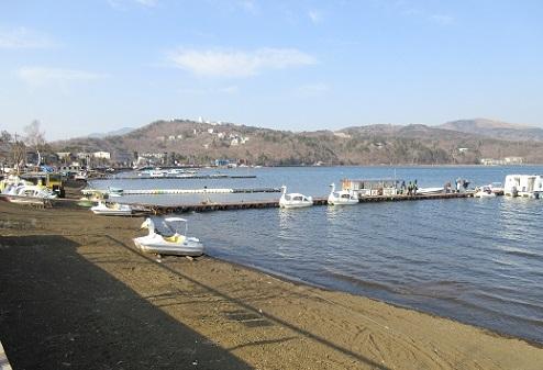 16 山中湖