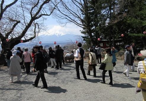 12 新倉山浅間公園