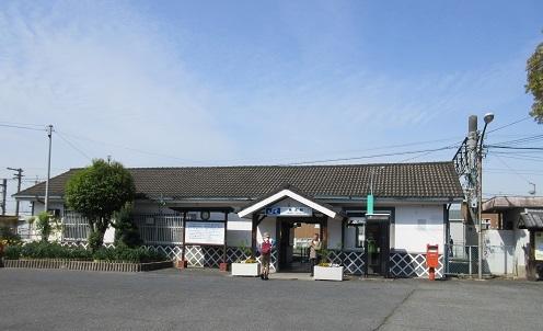3 JR柳本駅