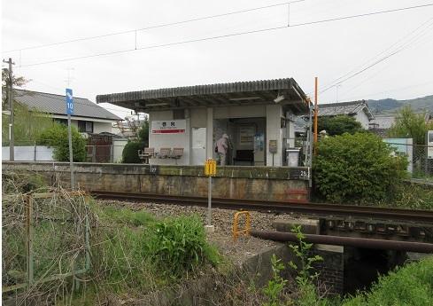 23 JR巻向駅