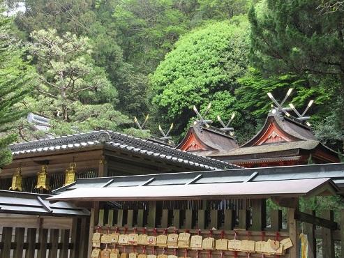 5 枚岡神社・境内