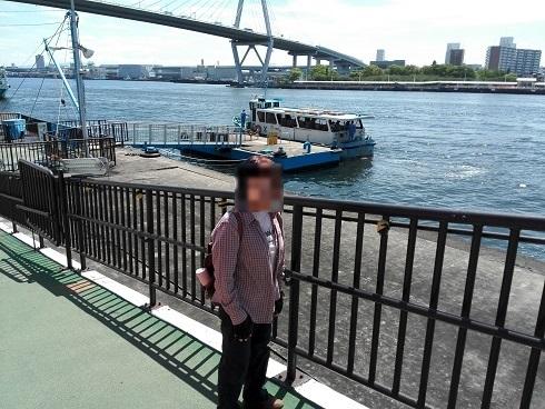 8 大阪市営の無料の渡船