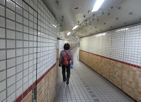15 安治川の川底トンネル