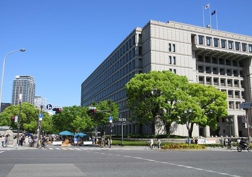 23 大阪市役所