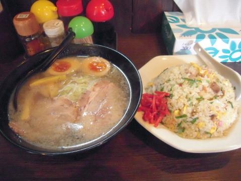 中華そば&炒飯