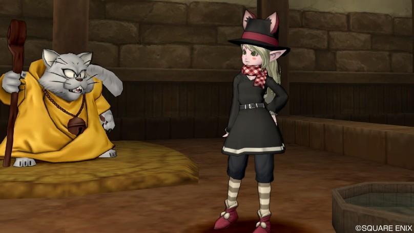 魔物管理人の帽子・黒