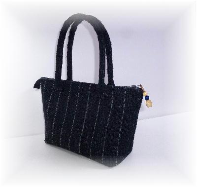 裂き織りバッグ11-2