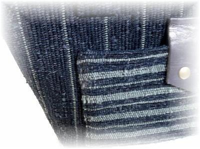 裂き織りバッグ11-3