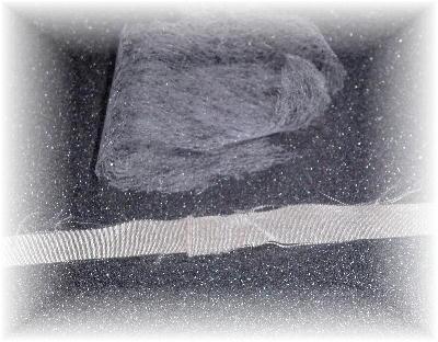 裂き織りマフラー18-4