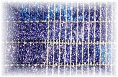 裂き織りマフラー19-2