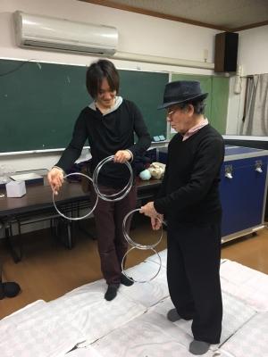 マジック教室,コンタクトジャグリング教室,大阪市鶴見区