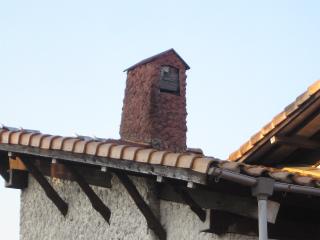 あさくまの煙突