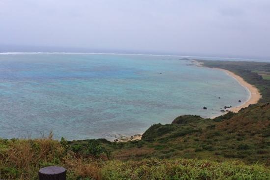 海がめっちゃ綺麗!!R