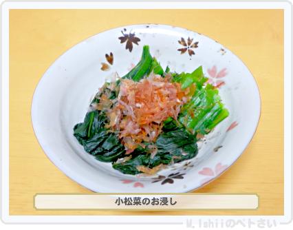 ペトさい(小松菜)34
