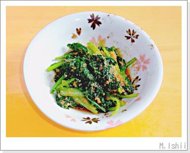 ペット栽培III(ビタミン菜)18