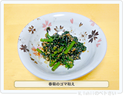 ペトさい(春菊)47