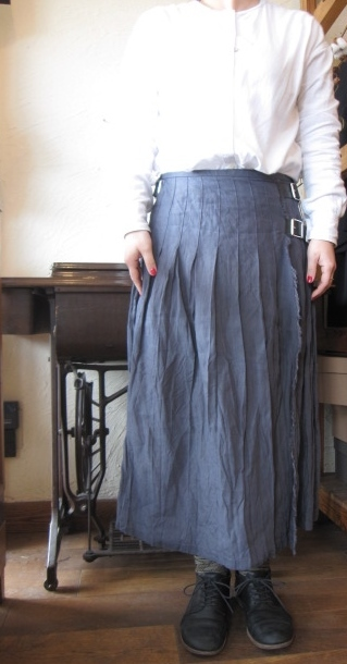 オニール巻きスカート